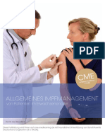 Algemeines Impfmanagement