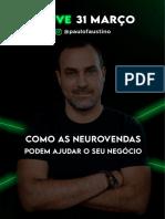 Live 05 - Como as neurovendas podem ajudar o seu negócio