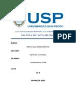 JOSE CARLOS ALDAIR LUCAS AQUINO-SESION 1 DE INVESTIGACION CIENTIFICA