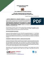INVITACION PUBLICA PROCESO PROCESO 066