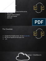 File Sharing & Handling