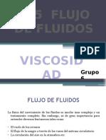 flujo de fluidos viscosidadgrupo6