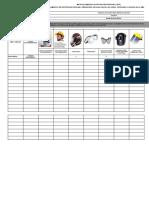 Anexo B - Matriz Elementos de Protección Personal (EPP) diana.xls