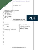 Jorno v. Hisgadget - Complaint