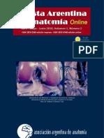 Revista Argentina de Anatomía Online 2010, Vol. 1, Nº 2, págs. 33-80.