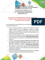 Indicaciones Tarea 7 - Prueba Objetiva Cerrada