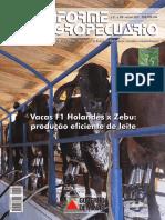 Informe Agropecuário nº258 pecuária de leite