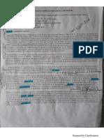 ACTIVIDAD DE LECTURA LITERAL E INFERENCIAL UNIDAD 2