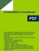 Combustibilii Conventionali