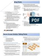 Secure Access_Solution_Talking_Points_March_ 2017
