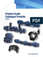 AxleTech Product Guide