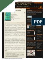 George Posner – Análisis de Currículo _ La Pasión Inútil