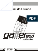 Manual Gatter800 Usuario