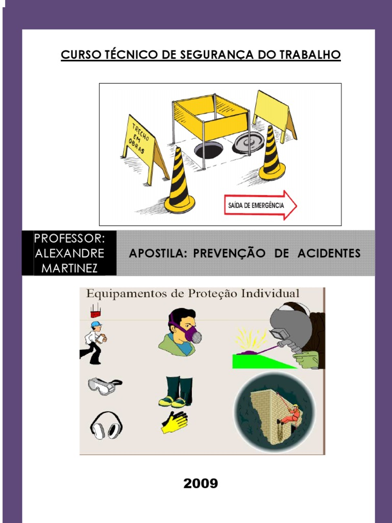 543115a572dcf Prevenção de Acidentes Tst