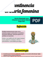 5. IncGtinencia urinaria Femenina.pptx