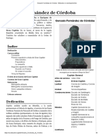 Gonzalo Fernández de Córdoba - Wikipedia, la enciclopedia libre
