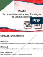 TALLER - Tecnicas de Estudio - Plantillas.pdf