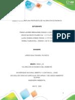 Matriz Tarea 4 - Elaborar una propuesta de valoración económica ambiental -Yeison Hernandez (2)