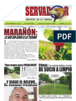 Periodico El Observador Edicion 17