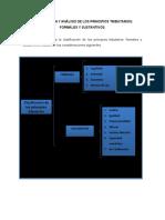 Analisis y Clasificacion de los Pincipios tributarios