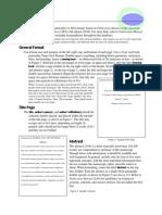 APA Handout 6th Ed