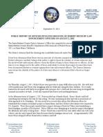 OIS DA Report Reyes 8-02-12