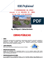 PPT  LEY DE CONTRATACIONES DEL ESTADO APLICADA A OBRAS  PUNO-