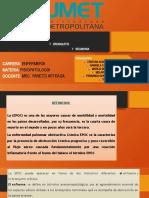 EPOC, BRONQUITIS, NEUMONIA