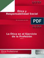 La Ética en el Ejercicio Profesional