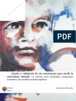 Edina - Cuestionario de Autoestima Para Niños