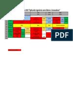CRONOGRAMA IX FOREIC 2020