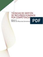 Gestion de Recursos Humanos Por Competencias