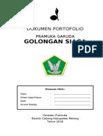 Dokumen Portofolio Garuda