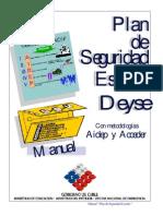 Plan Seguridad Escolar2010