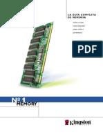 Memoria RAM Explicacion
