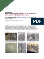 Panorama histórico de los estudios del arte rupestre en República Dominicana.docx