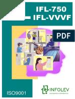 Infolev Ifl 750