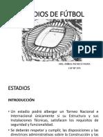 DISEÑO DE ESTADIOS DE FUTBOL