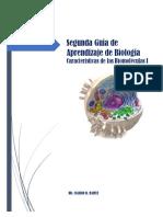 Guía 2 de Aprendizaje de Biología - Biomoléculas I.pdf