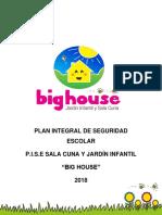 PISE Jardin Infantil Big House
