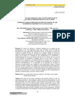 CARACTERIZACIÓN ENERGÉTICA DEL FUNCIONAMIENTO DE UN EQUIPO DE AIRE ACONDICIONADO