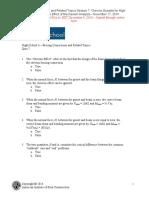 Quiz 7