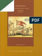 Barjan Luis (coord.), Etnohistoria. Visión alternativa del tiempo.