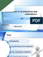 Architecture dun ordinateur.ppsx