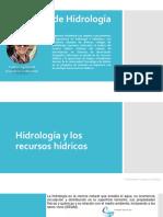 UNID 01 - Clases - introduccion a la hidrologia