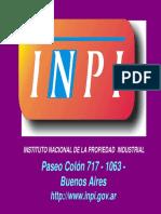 Sup18-PropiedadIntelectual-Seminario Itinerante OMPI 2002 Avellaneda