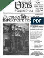 Diario Voces de la Independencia
