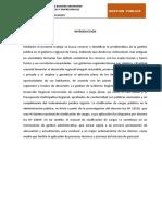 exposicion gestion publica - UNJBG