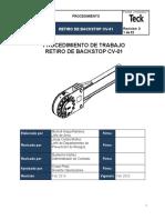 10-PROC-S RETIRO DE BACK STOP CV-01