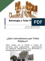SESION 03 ESTRATEGIA Y VALOR PUBLICO 2016